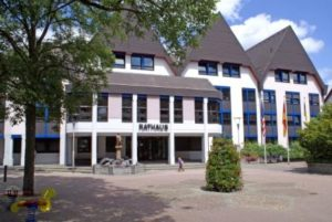 Building Town Hall Ramstein
