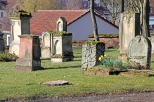 Old Cemetery Ramstein