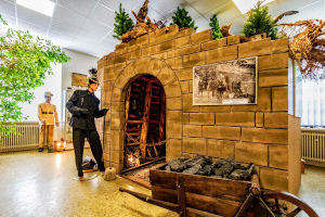 Exhibition of Miner's and Farmer's Museum Breitenbach