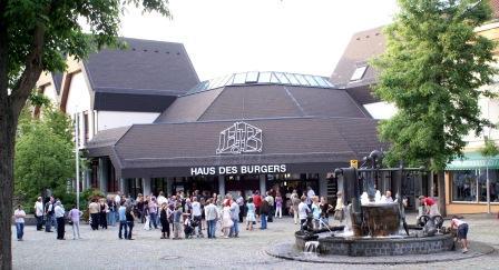 Building Congress Center Ramstein