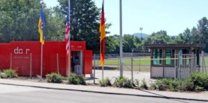 Container Exhibition of Docu Center Ramstein