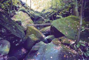 Fleischackerloch ravine Landstuhl