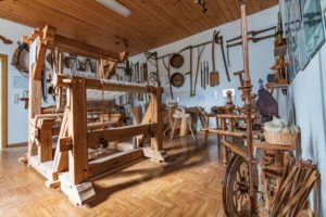 Exhibition of the Museum of Local History Altenkirchen