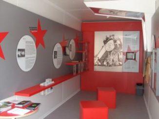 Exhibition Container Docu Center Ramstein