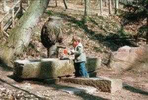 Fountain Jakobsbrunnen Ramstein Miesenbach