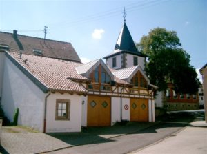 Building Jewish Museum Steinbach
