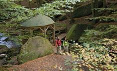 Karlstal Gorge near Trippstadt