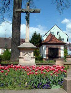 Chapel Kreuzhofkapelle Ramstein