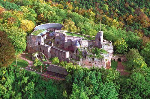 Nanstein Castle Landstuhl