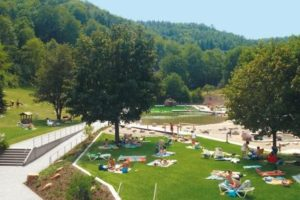 Naturerlebnisbad natural outdoor pool Landstuhl