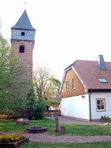 Roman Tower Steinwenden