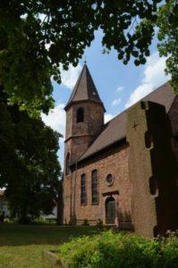 Historic Church Simultankirche Vogelbach