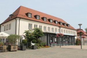 Building Stadthalle Landstuhl civic center