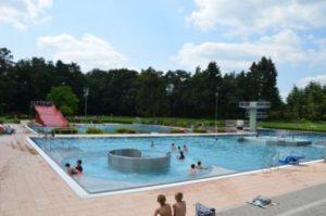 Heated Outdoor Pool Bruchmühlbach-Miesau