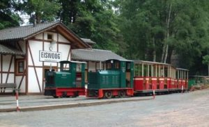 Stumpfwaldbahn narrow gauge railroad Ramsen