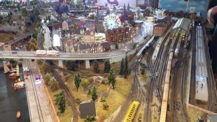 2021-11-27 Exhibition of Model Railroad Facilities in Obermoschel